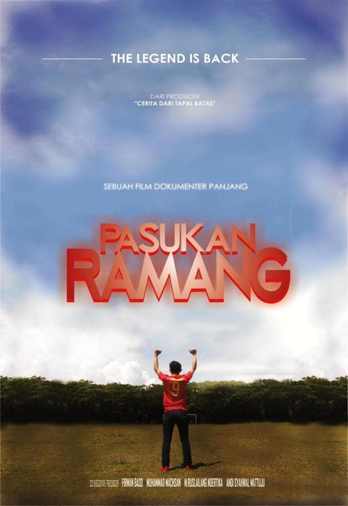 Teaser Pasukan Ramang - (design by @asnurSV photo by @aiwajdi) pic.twitter.com/OgoKGCfiSi